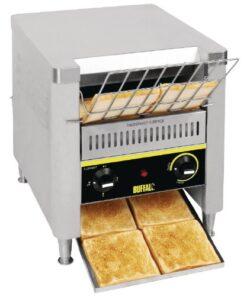 Buffalo Double Slice Conveyor Toaster GF2C69 | Cheap Conveyor Toaster Restaurant Cafe Hotel