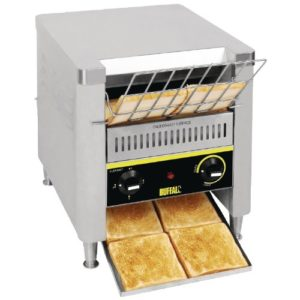 Buffalo Double Slice Conveyor Toaster GF2C69 | Cheap Conveyor Toaster Restaurant Cafe Hotel
