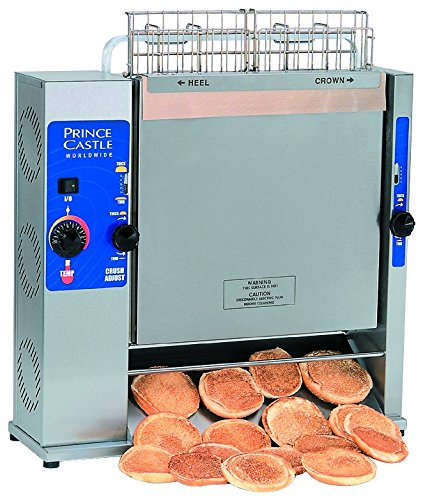 Prince Castle Vertical Toaster GM859 | Commercial Bun Toaster 297-T12P