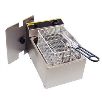 Buffalo 5 Litre 2800 Watt Single Fryer
