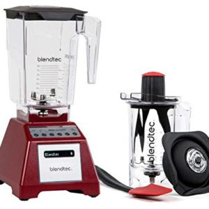 Blendtec Total Blender with Wildside A Professional Blender