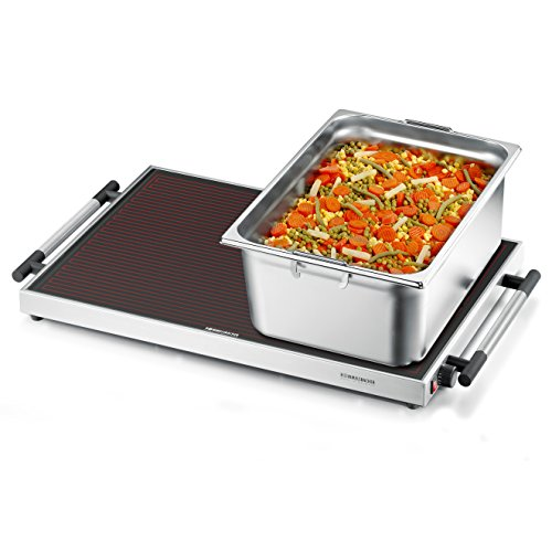 Rommelsbacher Warming Tray Electric Portable Table Food